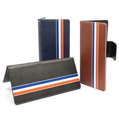 WK LG 라인 슬라이드 지갑 다이어리 핸드폰 케이스 가죽 카드 엘지