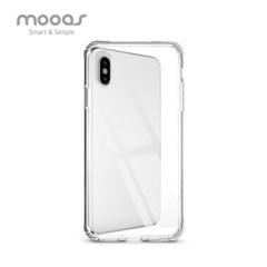 [무아스] 모토모 강화유리 아이폰 X/XS 케이스