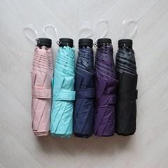 초경량 심플 무지 UV차단 3단 20대 양산 우산 우양산 (5color)