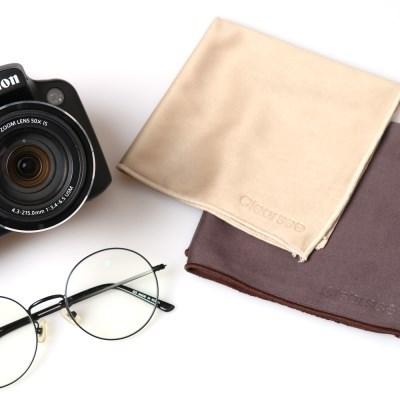 클리어씨 카메라 렌즈 대형 안경닦이 안경천 안경클리너
