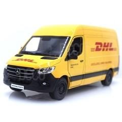 벤츠 스프린터 DHL 미니카 다이캐스트 모형 피규어