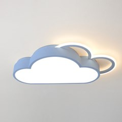 LED 몽글 구름 키즈방등 50W