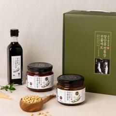 김구원선생두부 전통장 선물세트