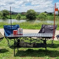 캠핑 다용도 접이식 테이블 대형 특대형 폴딩 테이블 이동식 테이블