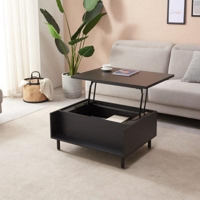 퍼니코 디오 800 리프트업 거실 소파 테이블