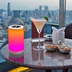 RGB 감성 캠핑 테이블 랜턴 휴대용손전등