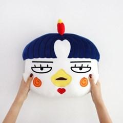 불닭볶음면 호치 얼굴쿠션 삼양식품 콜라보