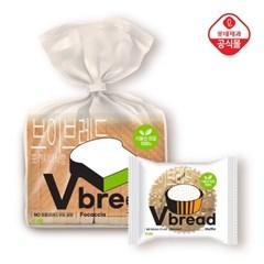 V-bread 포카치아 식빵440gx3개+피넛머핀100gx4개(냉동)