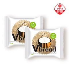 V-bread 피넛 냉동머핀100gx8개