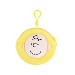찰리브라운 원형페이스 동전지갑(H501594)
