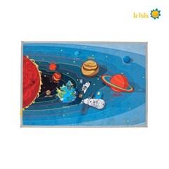 [르파파] 라이트 우주 사각 (150x100cm)