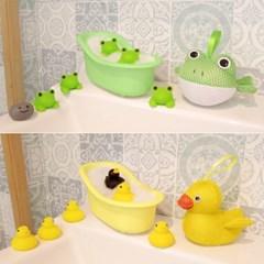 샤워볼 목욕놀이 세트