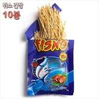 휘쇼/피쇼(fisho) 소이소스맛(30gX10봉)