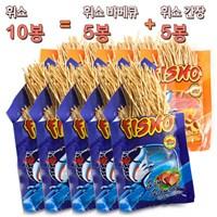 휘쇼/피쇼 세트(바베큐맛 30gX5봉+소이소스맛