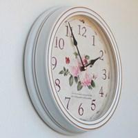 빈티지로즈 화이트시계