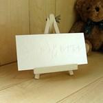 그로비쥬 축하카드-2단가로-한글체-밀크화이트펄