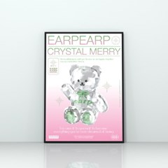 CRYSTAL MERRY-PINK(포스터-A2)