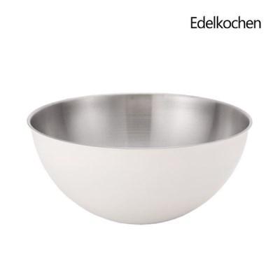 에델코첸 컬러 믹싱볼 28cm (바닐라크림)