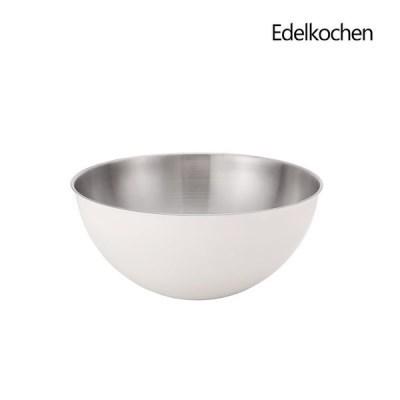 에델코첸 컬러 믹싱볼 24cm (바닐라크림)