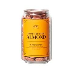 넛츠넛 프리미엄 허니 버터 아몬드 견과류 200g 1개입