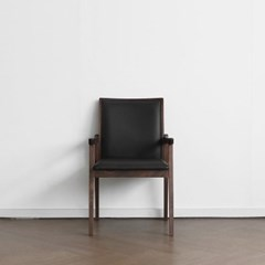 [헤리티지월넛] AD형 의자 딥브라운