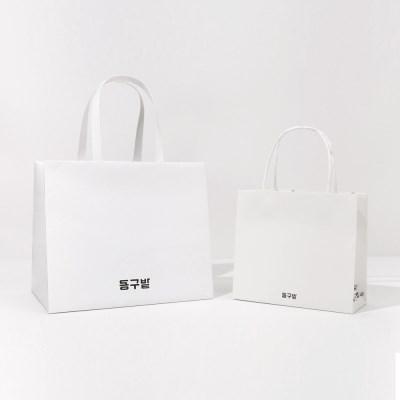 [동구밭] 선물용 종이 쇼핑백 2종 Small/Medium
