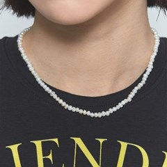 Just Fresh-water pearl necklace