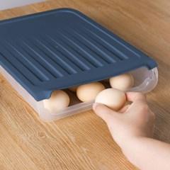 에그키퍼 자동정리 18구 계란케이스 달걀트레이
