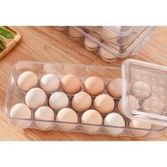 프레쉬 18구 투명 계란케이스 / 에그 달걀보관함