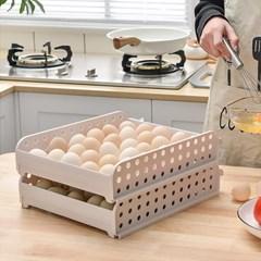 냉장고정리 싱싱 계란케이스(60구)/ 계란보관함
