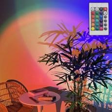 [16컬러] 라다미노 RGB 선셋 노을 만달라키 조명