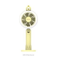 펭수 휴대용 LED 선풍기_병아리펭수