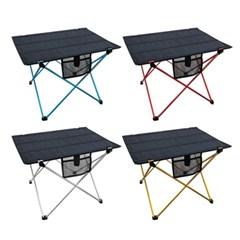 초경량 백패킹 캠핑 롤 폴딩 테이블 간이테이블