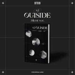 비투비(BTOB) 스페셜 앨범 [4U OUTSIDE](Silent Ver.)