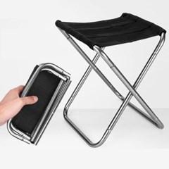 접이식 휴대용 간이 낚시 캠핑 등산 보조 의자 체어