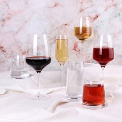 WMF 와인 온더락 하이볼 샴페인 술 잔 7종 6p 세트
