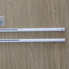 해리스 베이직 핀커튼 레일 4단 특대 123~490cm