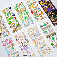 RoomRoom seal stickers 90-98
