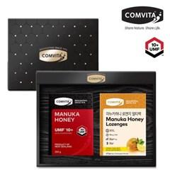 콤비타 UMF10+마누카꿀 250g & 로젠지 멀티팩 세트