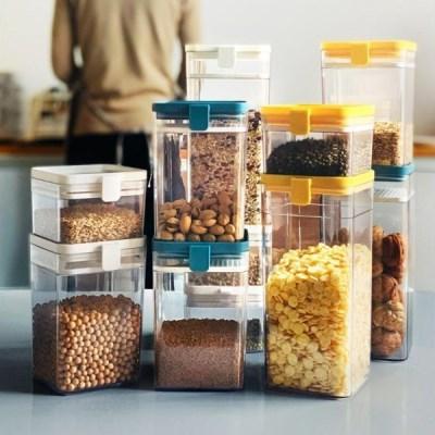 밀폐용기 반찬통 냉장고 정리 용기