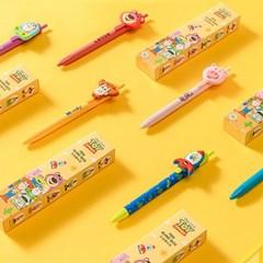 디즈니 토이스토리 피규어 중성펜0.5mm(랜덤배송)