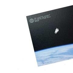 스페이스 포스트 카드