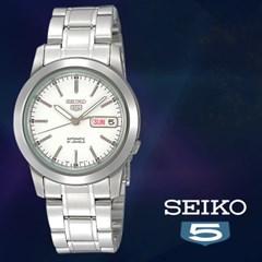 SEIKO5 세이코5 SNKE49J1 오토매틱 남성시계 메탈밴드 손목시계