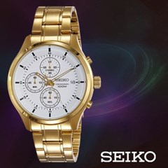 SEIKO 세이코 SKS544P1 남성시계 메탈밴드 손목시계