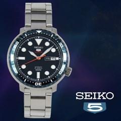 SEIKO5 세이코5 SRPC63J1 오토매틱 남성시계 메탈밴드 손목시계