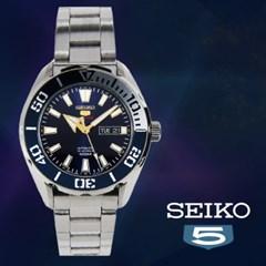 SEIKO5 세이코5 SRPC51J1 오토매틱 남성시계 메탈밴드 손목시계