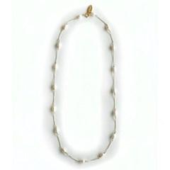 담수진주 925 Silver Chain Necklace