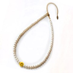 Pearl smile Necklace