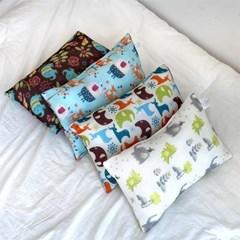빨아 쓰는 코끼리 아동 메쉬 시원한 여름 베개