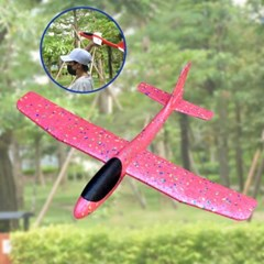 스티로폼 에어 글라이더 비행기 DD-10867